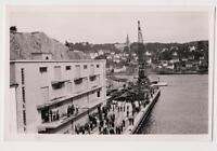 NORVÈGE old PHOTOGRAPHY ARENDAL   year 1935