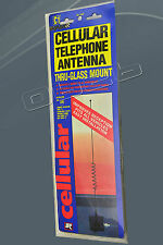 Rally C1 Cellular Telephone Antenna 3468 Universally Mounts to all Windshields