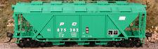 Bowser PENN CENTRAL H-30 Hopper Car PC Green w Worm Logo NEW  R-T-R