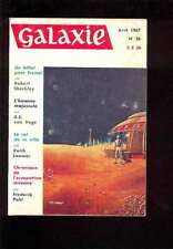 Galaxie n°36 avril 1967  OPTA A.E. Van Vogt, Fred Pohl, Keith Laumer, R Sheckley