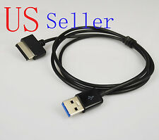 USB CHARGING CABLE FOR ASUS TRANSFORMER PRIME TF300T SLIDER SL101