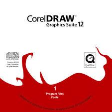 Corel Graphics Suite 12 cd