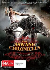 The Aswang Chronicles (DVD, 2014) - Region 4