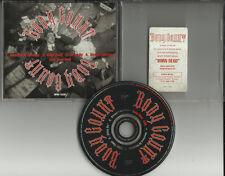 Ice t BODY COUNT medley RARE MIX 4 MINUTE MOSH PROMO DJ CD single 1997