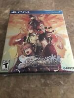Code:Realize Wintertide Miracles Limited Edition (PlayStation 4, 2019) BRAND NEW