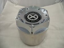American Racing Chrome Custom Wheel Center Cap Caps (1) # SC-144A NEW!