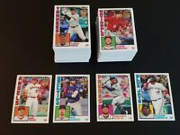 2019 Topps Update SILVER PACK 1984 TOPPS U Pick Complete Your Set $0.99 MAX SHIP