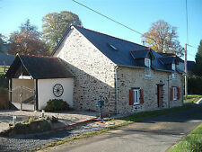 Detached 3 Bedroomed Cottage in Rural France