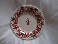 "Emma  Bridgewater   6.5"" plate."