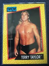 TERRY TAYLOR  1991 Impel WCW #68  MINT  Pack Fresh!