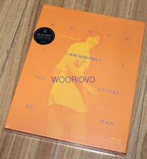 WOMAN IS THE FUTURE OF MAN / Hong Sang Soo / Hommage Collection KOREA BLU-RAY