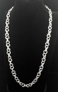 Crazy 8 Handmade 999 Fine Pure Silver bracelet - FREE SHIPPING