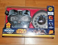 STAR WARS VIEWMASTER GIFT SET REVENGE OF THE SITH 2013 DARTH VADER VIEWER  C949