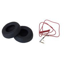 Cable Cable de Audio AUX 3.5mm&6.5mm con cojín del oído para Beats Dr Dre Pro Detox