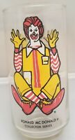 Vintage 1977 Ronald McDonald Collector Series Glass