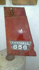 Case IH Farmall 656 LH Radiator Side Panel Cover 378664R11