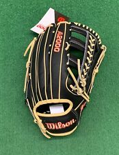 "2021 Wilson A2000 1800 12.75"" SuperSkin Outfield Baseball Glove - WBW1001021275"