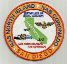 Nas North Island, Nab Coronado, San Diego Y