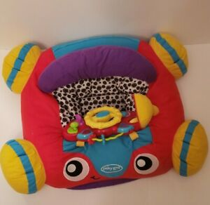Playgro Baby Infant Toddler Soft Comfy Car Toy with Music Lights
