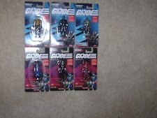 GI Joe Classified Limited Edition Mini Figures Complete Set of 6 Hasbro 2021