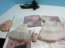 1959-61 Barbie Plantation Belle #966 Almost Complete Set