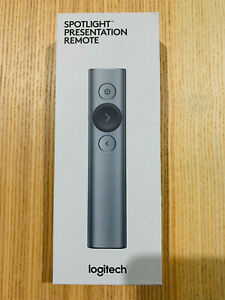 Logitech Spotlight Presentation Remote + FREE EXPRESS Shipping to your door