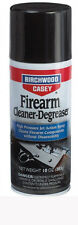 10oz Firearm Cleaner Degreaser by Birchwood Casey Bore Rust Cleaner Degrease