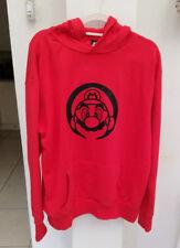 Super Mario Hoodie Size XL Red Nintendo Great Gift Mario Bros.