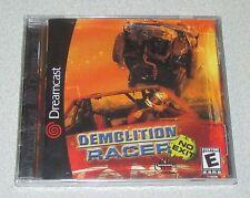 Demolition Racer: No Exit Sega Dreamcast Factory Sealed!
