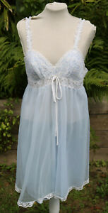 Vintage 1950, 1960, night gown