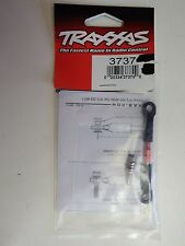 TRAXXAS - TURNBUCKLE, ALUMINUM (RED-ANODIZED) , CAMBER LINK, FRONT - MODEL# 3737