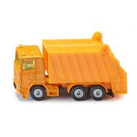 SIKU 0811 Scania Camión de basura NARANJA - Nuevo Modelo Coche a escala ¡NUEVO!