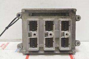 2004 2005 Buick Rainier Envoy Engine Control Module Unit Ecm 12573576 B27 014
