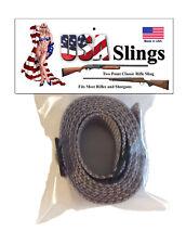 Rifle Sling Grey - 2 Point Gun Sling