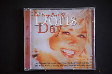 DORIS DAY – THE VERY BEST OF DORIS DAY - 22 TRACK 2001 CD ALBUM