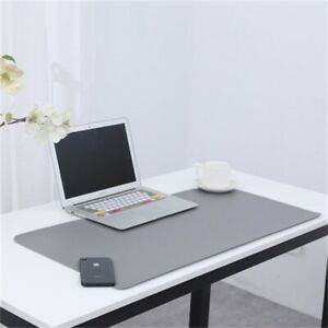 Leather Desk Mat Desk mat Large Mouse Pad Non-slip Easy To Clean Waterproof