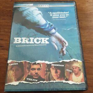 Brick DVD Region 1 FREE POST