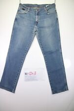 Wrangler Texas Stretch (Cod. M1243) tg 50 W36 L32 jeans Usato vita alta Vintage