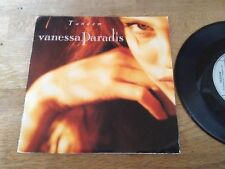"VANESSA PARADIS ""TANDEM / OPHELIE"" POLYDOR RECORDS 1990 FRANCE SACEM SEXY COVER*"
