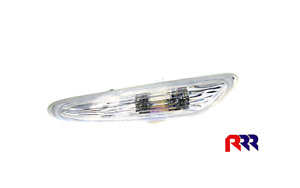 FOR BMW SERIES 3/ E46 E83 4DR 02-10 GUARD FLASHER, CLEAR LENS - LEFT SIDE