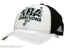 San Antonio Spurs Adidas 14 -15 NBA Champions Adjustable Basketball Cap Hat