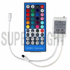 SUPERNIGHT 40 Keys RGBW LED Remote Controller for  DC12-24V 5050 SMD LED Strip