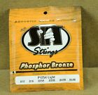 SIT (Stay In Tune) P1254 Light Acoustic Guitar Strings for sale