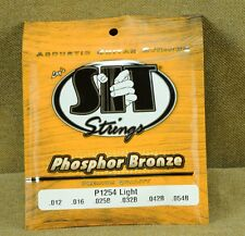 SIT (Stay In Tune) P1254 Light Acoustic Guitar Strings