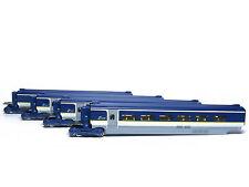 Kato 10-1298 - Eurostar New Design E300 Erweiterungsset 4-teilig - Spur N - NEU