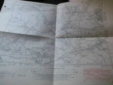 England 1930-1939 Date Range Antique Europe Folding Maps