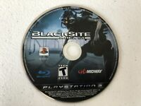 Blacksite Area 51 - Playstation 3 PS3 - Cleaned & Tested