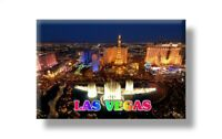 Las Vegas Strip Casino Foto Magnet Amerika USA Souvenir Fridge
