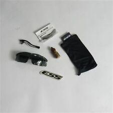 Oakley ESS ICE-2X Ballistic Smoke Grey Glasses kit Eyeshield