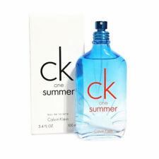 cK One Summer 2017 Unisex Calvin Klein Eau de Toilette Spray 3.4 oz - New Tester